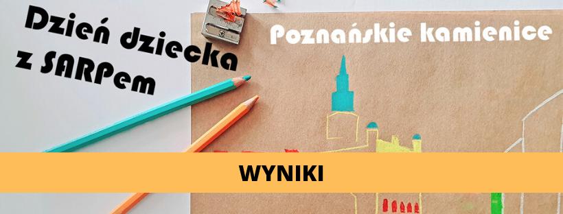 Wyniki konkursu Poznańskie kaminice