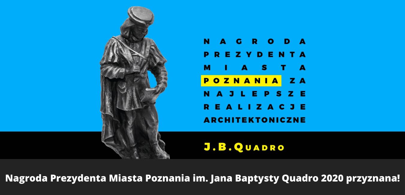 nagroda quadro 2020