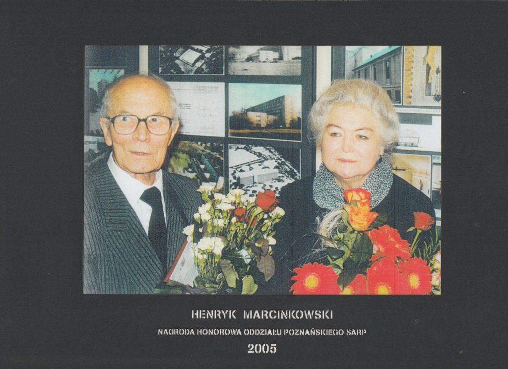 Honorowa Nagroda SARP OP 2005 rok