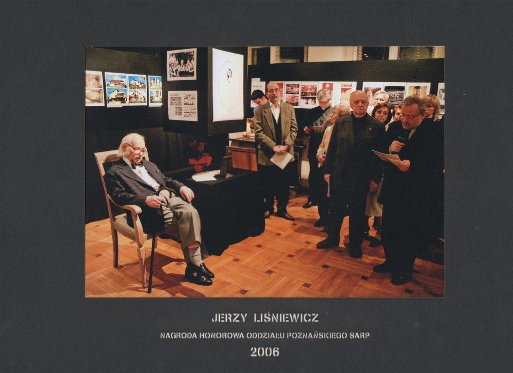 Honorowa Nagroda SARP Oddział Poznań 2006