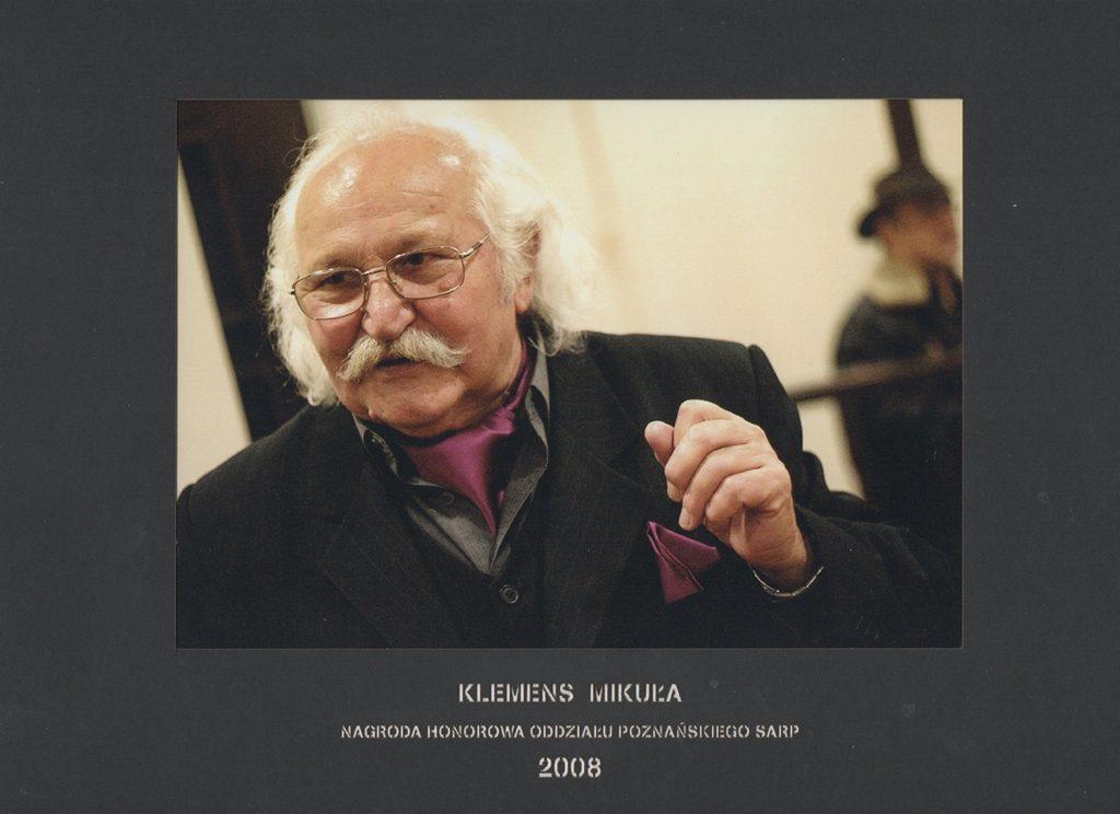 Honorowa Nagroda SARP OP 2008 rok