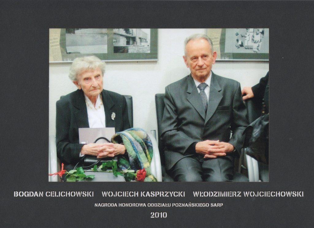 Honorowa Nagroda SARP OP 2010 rok