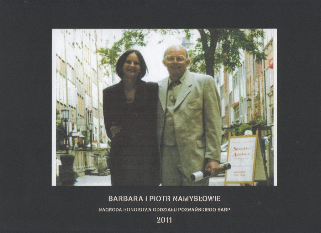 Honorowa Nagroda SARP OP 2011 rok