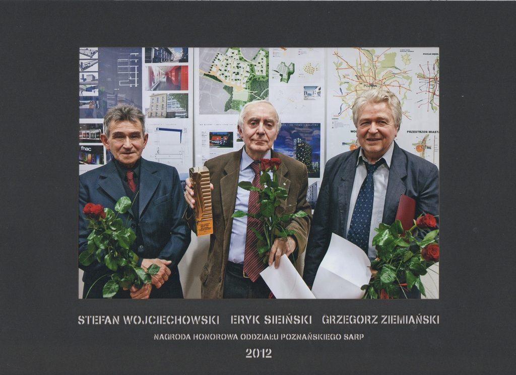 Honorowa Nagroda SARP OP 2012 rok