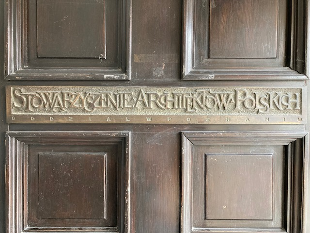 drzwi do SARP OP