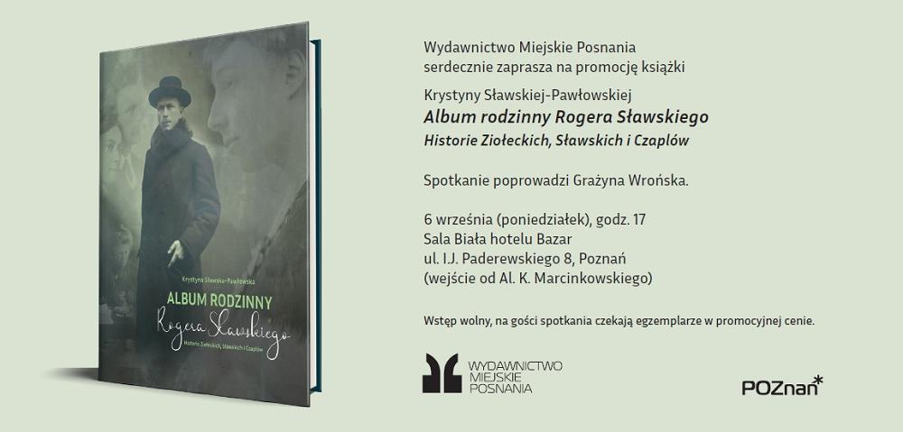 promocja książki o Sławskim